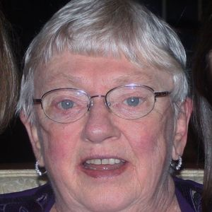 Eileen R. Saunders Obituary Photo