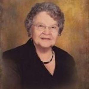 Beryl Edna Lattimer