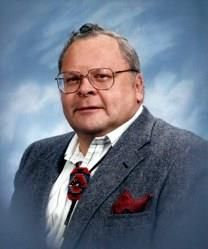 Cecil Patrick Maahs obituary photo