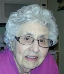 Helen Margaret Van Horne obituary photo