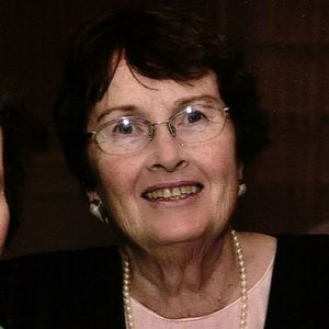 Noreen T. McGinley Obituary Photo
