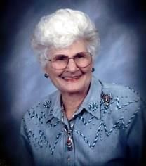 Lucille M. Brown obituary photo