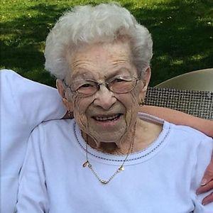 Mary D. Warner Obituary Photo