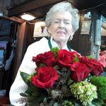 """Arlene M.""""The Flower Lady"""" Earl"""