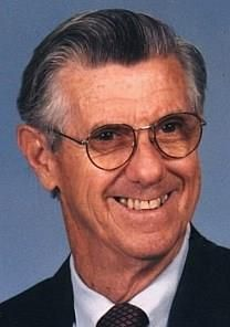 George William File obituary photo