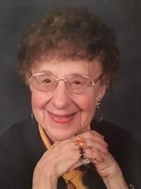 Josephine Theresa VanZandt obituary photo