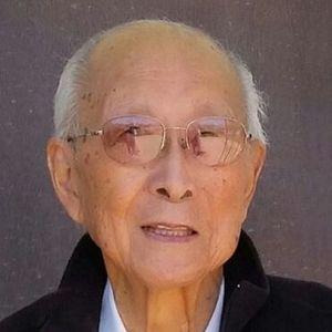 """Sadao """"Sabo"""" Fred Matsuura Obituary Photo"""