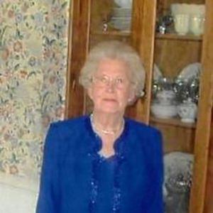 Mrs. Pauline Burgess Barnes