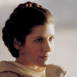 Carrie Fisher Obituary Photo
