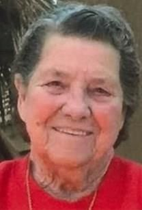 Ruby Chamberlain obituary photo