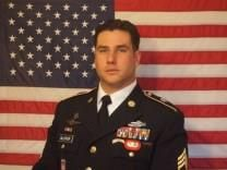 Ryan Allen Gloyer US Army obituary photo