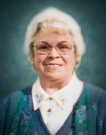 Wanda J. Bergman obituary photo