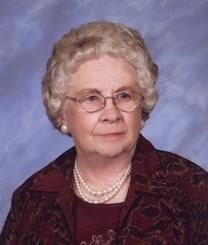 Wilma L. Fowler obituary photo