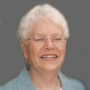 """Geraldine A. """"Geri"""" Tuegel"""