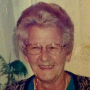 Anna Maria Cameron Obituary Photo