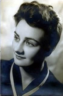 Muriel Kathleen Calhoun obituary photo