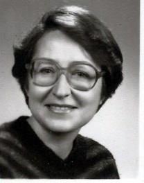 Claudette Jeanine Rinaudo obituary photo