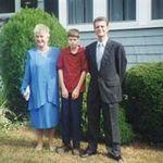 Gram, Eric & Steve Neal - at least 15 years ago