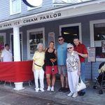 Ocean Park, ME - Ice Cream Palor