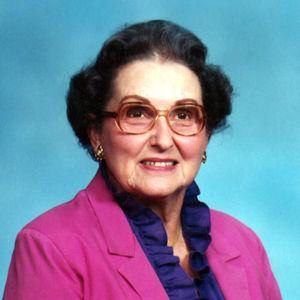Louise Starkey Wilson Obituary Photo