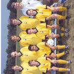Upward Soccer Team at Grace Point Church of the Nazarene.