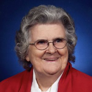 Inez Allred Ramsey Obituary Photo