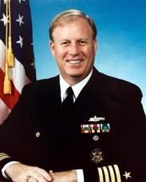 John Russell Wall obituary photo
