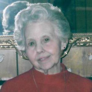 Edith Joyce Gosnell Wingo