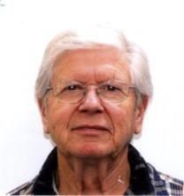 James Arthur Evans obituary photo