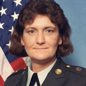 Sergeant Nancy E. Bouchard
