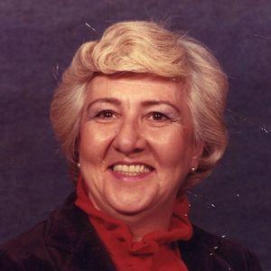 Helga Maria Barr Shuford Obituary Photo