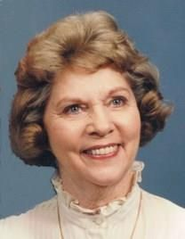 Winona Wyman Matthews obituary photo