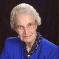 Ottilia Reginia Winkelmann obituary photo