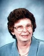 Dorothy Pate obituary photo