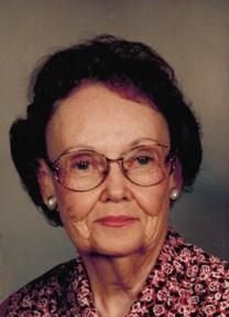 Patsy Nell Marcy obituary photo