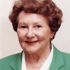Florence Margaret LaLonde