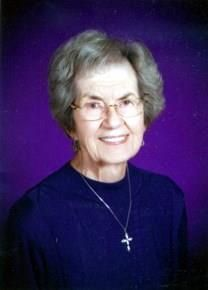 Helen M. Whitley obituary photo
