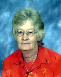 Hazel Irene Burley Obituary Photo