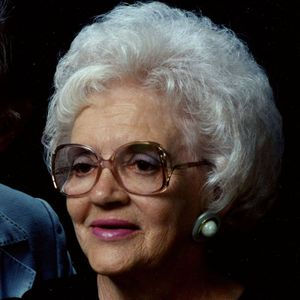 Hazel Medford Padgett Obituary Photo