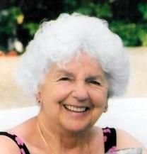 Doris M. Parent obituary photo