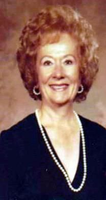 Virginia June Damm obituary photo