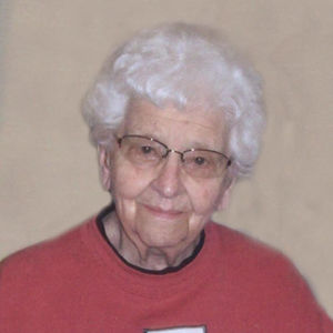 Marie A. Welz Obituary Photo