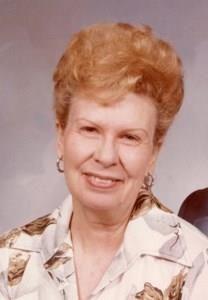 Margery Barnes obituary photo