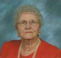 Mary Ernestine Bellamy obituary photo