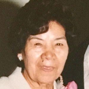 Julia A. (Chavez) Benjamin