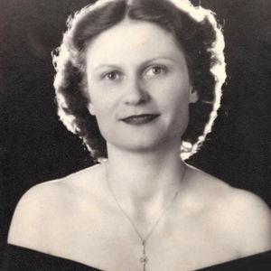 Gladys Evelyn Wukasch