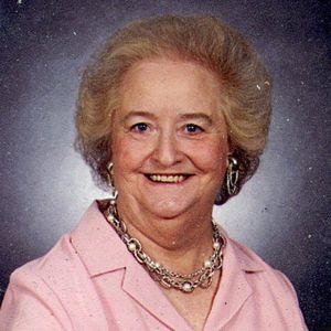 Peggy  Joan Hardin Obituary Photo