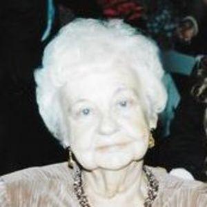 """Bessie L. """"Betty"""" Webb"""