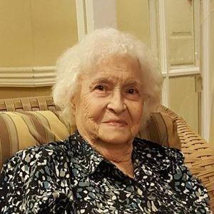 Hazel Whetstine Vesey Obituary Photo