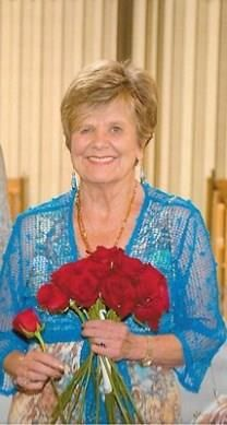 Rose Ann Eager obituary photo